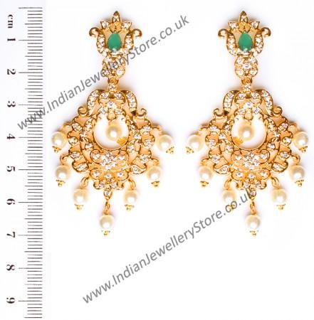 Kirsty Fine American Diamond Chandeliers EEGA10412