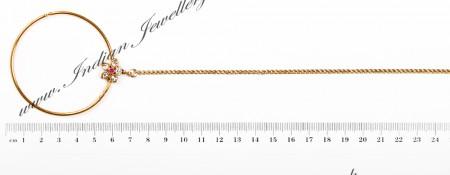 Jodha X-Large Bridal Nath No.11 TGPC04514