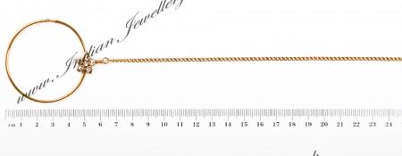 Jodha Large Bridal Nath No.12 TGWC04524