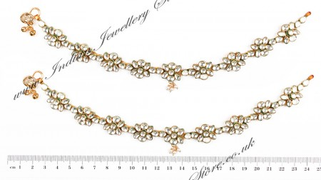 Kundan Payal (Indian Anklet) YGWK04476