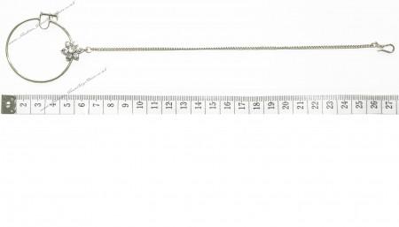 Jodha Large Bridal Nath No.9 TSWC02441