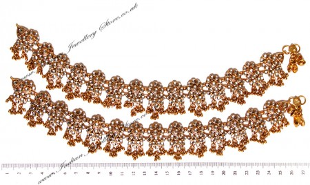 Kundan Payal (Indian Anklet) YGWK04479