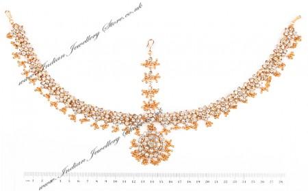 Indain Head Jewellery DAWC04605