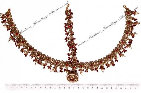 Rakistani Bell, Jodha Akbar Matha-Patti DARK03313