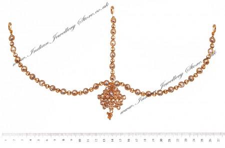 American Diamond Matha-Patti DGWA03317