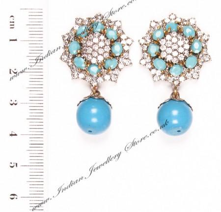 STUD Earrings EGLA03379