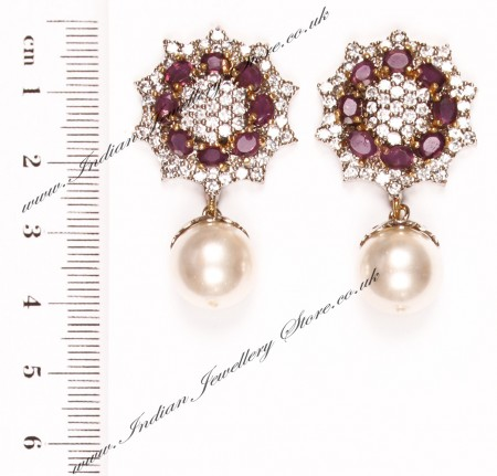 STUD Earrings EGUA03384