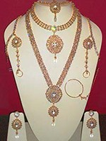 ANUSHKA Bridal Set BGWA0420 Indian Jewellery