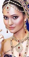 ANUSHKA Bridal Set BGRA0421 Indian Jewellery