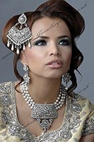 HAFSA Necklace Set BSWA02407 Indian Jewellery