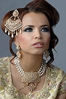 HAFSA Necklace Set BGWA02963 Indian Jewellery