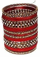 6 x Indian Churis 2.6 WAWP02985 Indian Jewellery