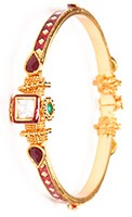 2 x Indian Bangles, 2.4 WGAP03635 Indian Jewellery