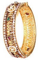2x Indian Bangles, 2.6 WAAP03642 Indian Jewellery