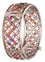 High Fashion Indian Bangles, 2.8 WSMP03646 Indian Jewellery