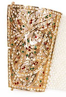 Indian Cuff Bangle, 2.6 WGAP04238 Indian Jewellery