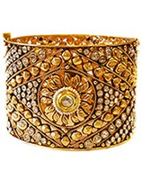 1 x Indian Cuff Bangle, 2.8 WAWC04815 Indian Jewellery