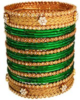 6 x Pearl Bangles, 2.8 WAWC04824 Indian Jewellery