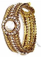 2 x GULAB Bangles 2.6 WAWC03003 Indian Jewellery