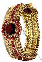 2 x GULAB Bangles 2.6 WARC03008 Indian Jewellery