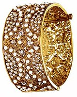 1 x PRAVEEN Bangles 2.4 WAWC03015 Indian Jewellery