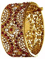 1 x PRAVEEN Bangles 2.4 WARC03019 Indian Jewellery