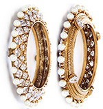 1 x Designer Indian Bangles WAWA10167 Indian Jewellery