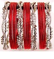 4 x Indian Churis 2.4 WSWC03023 Indian Jewellery