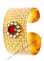 Indian Cuff Bangle WGAK02971 Indian Jewellery