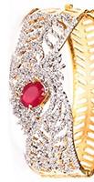 American Diamond Bracelet WGRA03583 Indian Jewellery