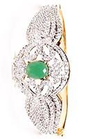 Laila American Diamond Bracelet WGGA03589 Indian Jewellery