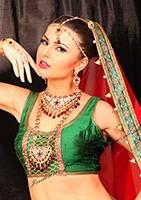 Samita Bridal Set BGRK03747C Indian Jewellery