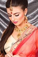 Jinee Necklace Set BGRC10046C Indian Jewellery