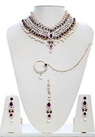 Rajinder Pearl Necklace Set NGUC10062 Indian Jewellery