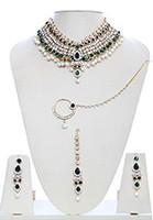 Rajinder Pearl Necklace Set NGGC10063 Indian Jewellery