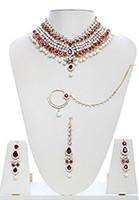 Rajinder Pearl Necklace Set NGRC10064 Indian Jewellery