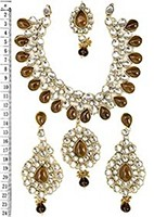 PAVAN Necklace Set NANK02367 Indian Jewellery