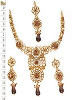 ANISHA Necklace Set NGNC02369 Indian Jewellery
