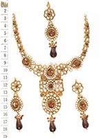 ANISHA Necklace Set NGNC02369 Indian Jewellery