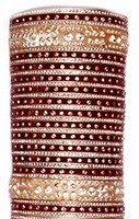 2-Hands Bridal Chura 2.6 UGRC03056 Indian Jewellery