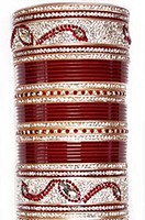 2-Hands Bridal Chura 2.6 UGRC03062 Indian Jewellery