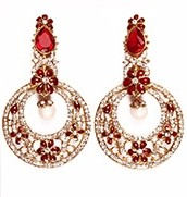 LUCY Earrings EARC03354 Indian Jewellery