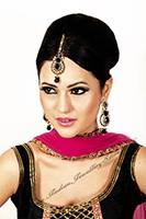 RAJNI Earrings and Tikka IABC02668 Indian Jewellery