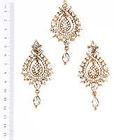 KIA Earrings and Tikka IAWC04092 Indian Jewellery