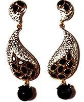 American Diamond Earrings ESBA02934 Indian Jewellery