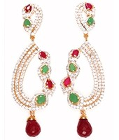 Ambreen Earrings EGAA03362 Indian Jewellery
