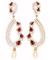 Ambreen Earrings EGRA03365 Indian Jewellery