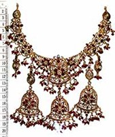 Necklace Set NARP0335 Indian Jewellery