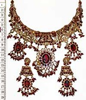 Necklace Set NARP0336 Indian Jewellery