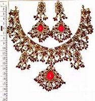 Necklace Set NARP0337 Indian Jewellery